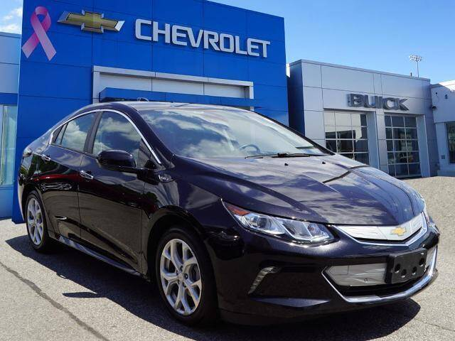 2017 Chevrolet Volt for sale at Bellavia Motors Chevrolet Buick in East Rutherford NJ