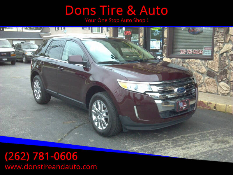 2011 Ford Edge for sale at Dons Tire & Auto in Butler WI