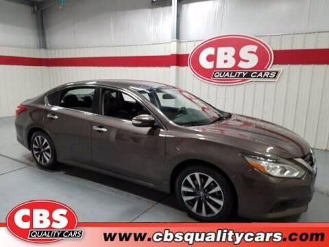 2017 Nissan Altima for sale at CBS Quality Cars in Durham NC