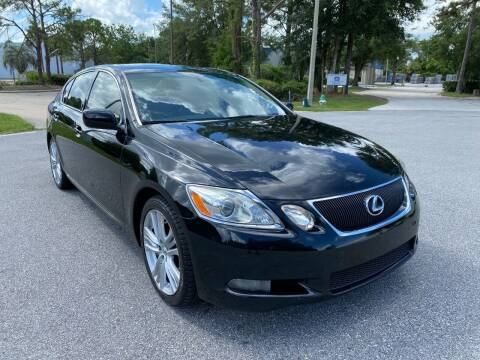 2007 Lexus GS 450h for sale at Global Auto Exchange in Longwood FL