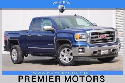 2014 GMC Sierra 1500 for sale at Premier Motors in Hayward CA