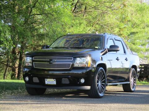 2007 Chevrolet Avalanche for sale at Loudoun Used Cars in Leesburg VA