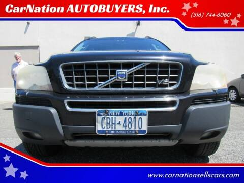 2005 Volvo XC90 for sale at CarNation AUTOBUYERS Inc. in Rockville Centre NY