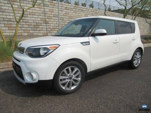 2019 Kia Soul for sale at Curry's Cars Powered by Autohouse - Auto House Tempe in Tempe AZ