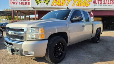2009 Chevrolet Silverado 1500 for sale at Fast Trac Auto Sales in Phoenix AZ