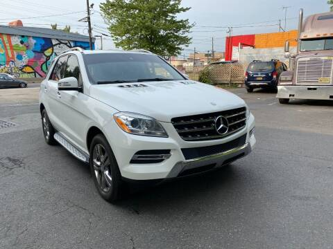 2015 Mercedes-Benz M-Class for sale at Exotic Automotive Group in Jersey City NJ