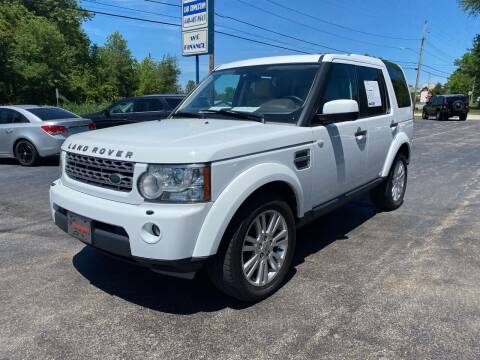2011 Land Rover LR4 for sale at Erie Shores Car Connection in Ashtabula OH