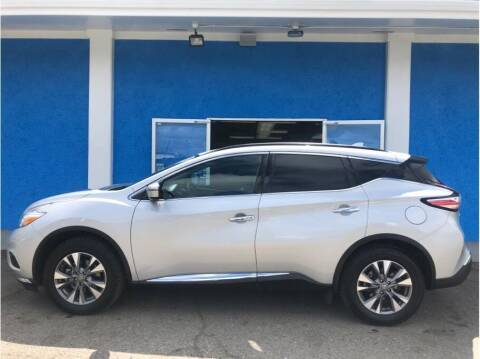 2017 Nissan Murano for sale at Khodas Cars in Gilroy CA