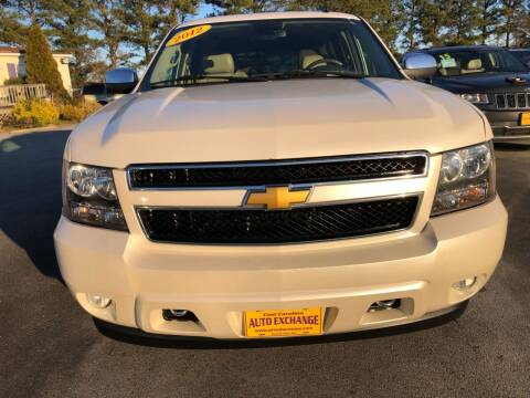 2012 Chevrolet Tahoe for sale at Kinston Auto Mart in Kinston NC