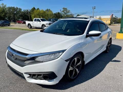 2016 Honda Civic for sale at Southeast Auto Inc in Walker LA