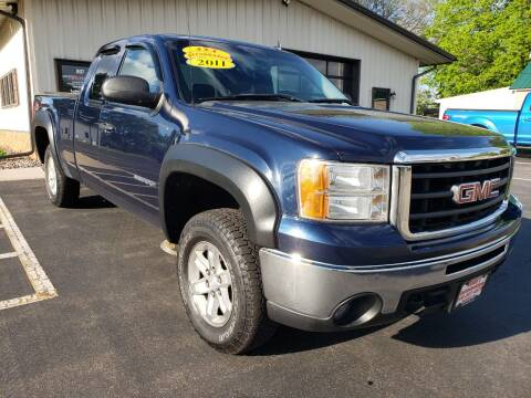 2011 GMC Sierra 1500 for sale at Kubly's Automotive in Brodhead WI