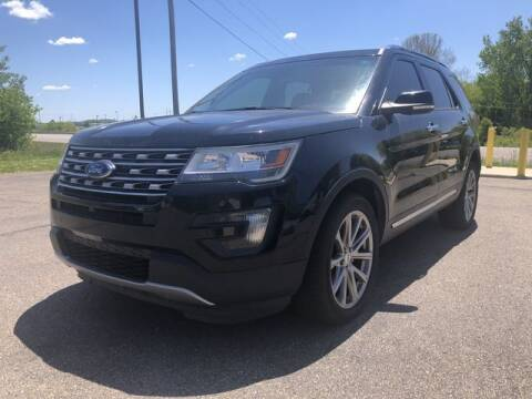 2016 Ford Explorer for sale at Instant Auto Sales - Lancaster in Lancaster OH