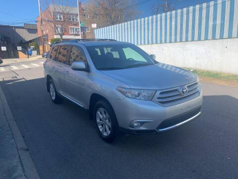 2011 Toyota Highlander for sale at Sylhet Motors in Jamacia NY