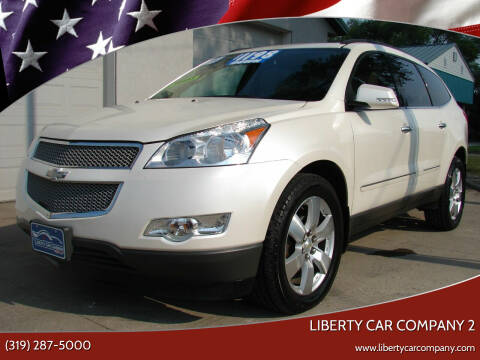 2011 Chevrolet Traverse for sale at Liberty Car Company - II in Waterloo IA