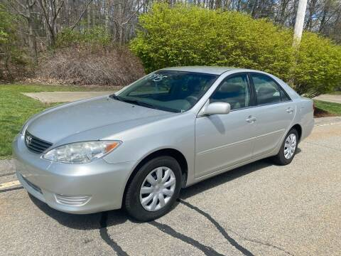 2005 Toyota Camry for sale at Padula Auto Sales in Braintree MA