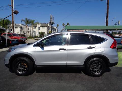 2015 Honda CR-V for sale at Pauls Auto in Whittier CA