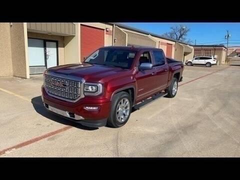 2017 GMC Sierra 1500 for sale at FREDY KIA USED CARS in Houston TX
