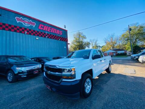 2017 Chevrolet Silverado 1500 for sale at Chema's Autos & Tires in Tyler TX