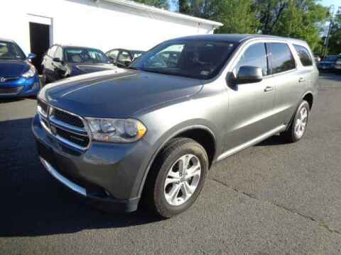 2012 Dodge Durango for sale at Purcellville Motors in Purcellville VA