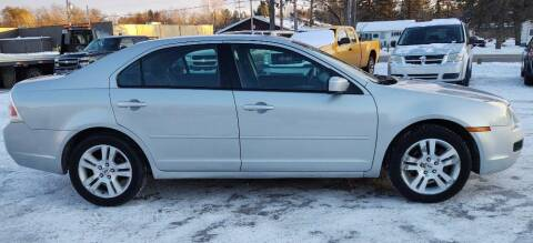2006 Ford Fusion for sale at Hilltop Auto in Clare MI