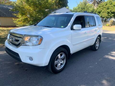2011 Honda Pilot for sale at Via Roma Auto Sales in Columbus OH