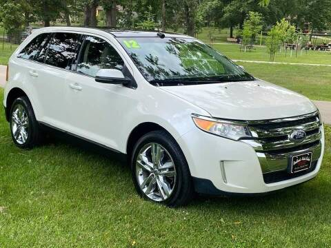 2012 Ford Edge for sale at BROTHERS AUTO SALES in Hampton IA