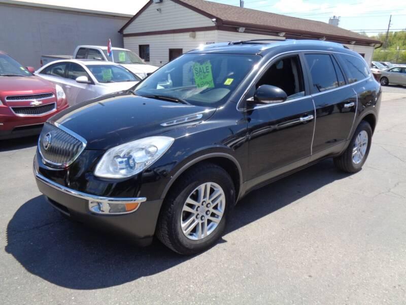 2012 Buick Enclave for sale at Aspen Auto Sales in Wayne MI