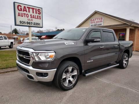 2019 RAM Ram Pickup 1500 for sale at Gattis Auto Sales LLC in Winchester TN