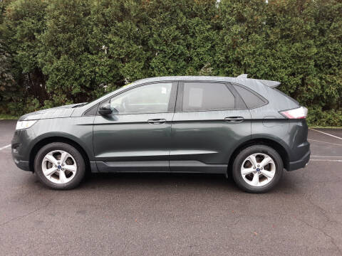 2015 Ford Edge for sale at Feduke Auto Outlet in Vestal NY