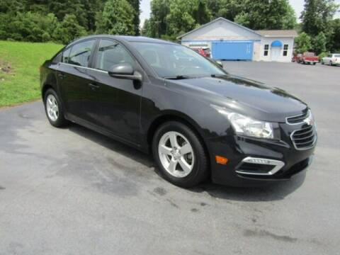 2016 Chevrolet Cruze Limited for sale at Specialty Car Company in North Wilkesboro NC