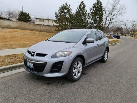 2011 Mazda CX-7 for sale at A.I. Monroe Auto Sales in Bountiful UT