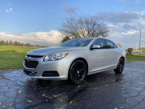 2014 Chevrolet Malibu for sale at Moundbuilders Motor Group in Heath OH