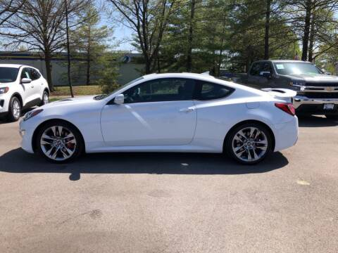 2015 Hyundai Genesis Coupe for sale at St. Louis Used Cars in Ellisville MO
