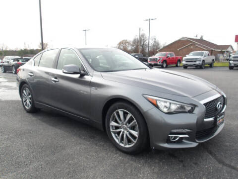 2017 Infiniti Q50 for sale at TAPP MOTORS INC in Owensboro KY