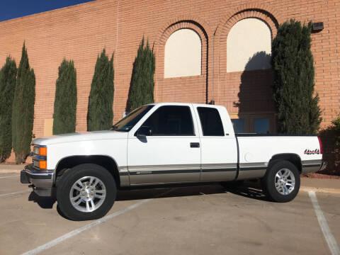 1998 Chevrolet C/K 1500 Series for sale at Freedom  Automotive in Sierra Vista AZ