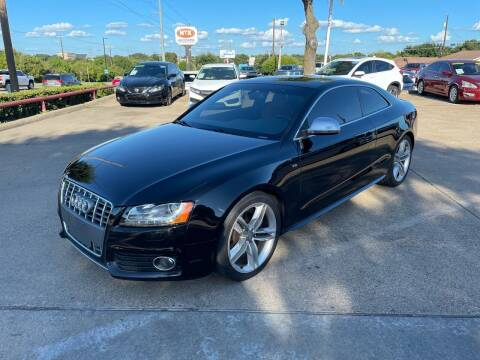2008 Audi S5 for sale at CityWide Motors in Garland TX