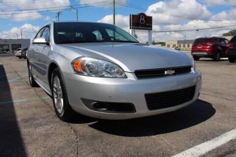 2011 Chevrolet Impala for sale at B & B Car Co Inc. in Clinton Township MI