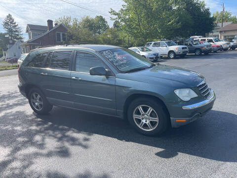 2007 Chrysler Pacifica for sale at KP'S Cars in Staunton VA