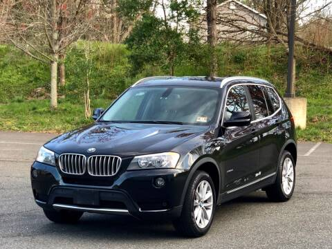 2011 BMW X3 for sale at Diamond Automobile Exchange in Woodbridge VA