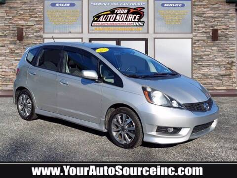 2012 Honda Fit for sale at Your Auto Source in York PA