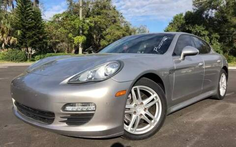 2011 Porsche Panamera for sale at Consumer Auto Credit in Tampa FL