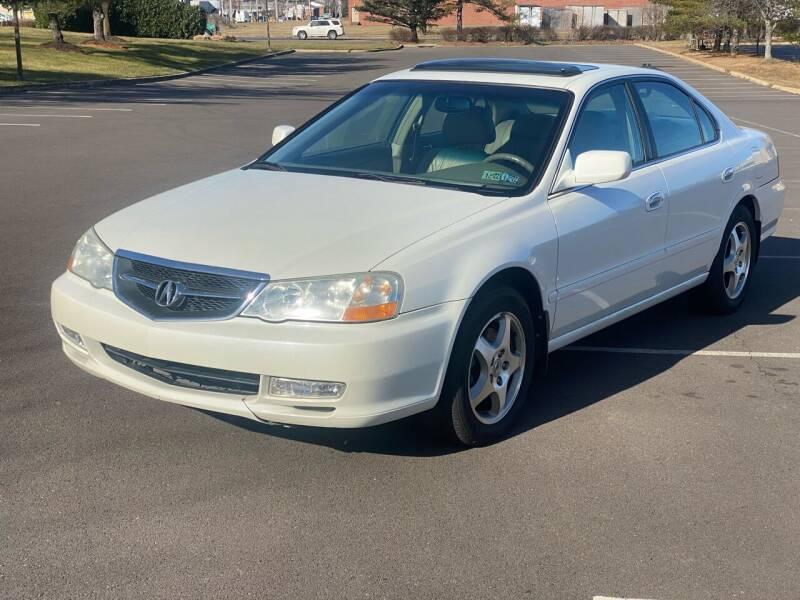 2003 Acura TL for sale at P&H Motors in Hatboro PA