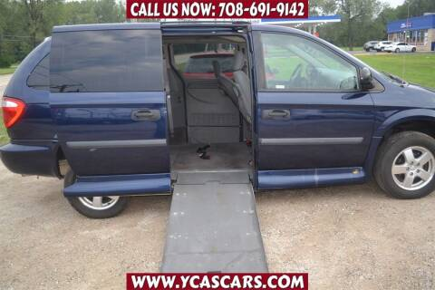 2006 Dodge Grand Caravan for sale at Your Choice Autos - Crestwood in Crestwood IL