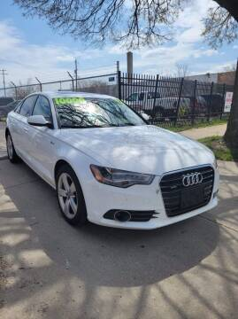 2012 Audi A6 for sale at Square Business Automotive in Milwaukee WI