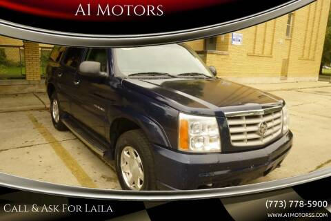 2004 Cadillac Escalade for sale at A1 Motors Inc in Chicago IL