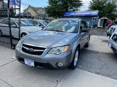 2008 Subaru Outback for sale at KBB Auto Sales in North Bergen NJ