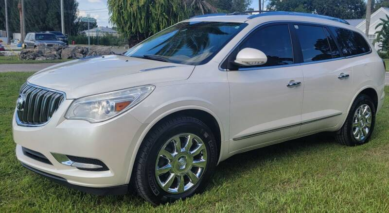 "2014 Buick Enclave for sale at WHEELS ""R"" US 2017 LLC in Hudson FL"