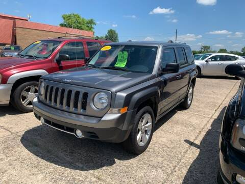 2012 Jeep Patriot for sale at Cars To Go in Lafayette IN