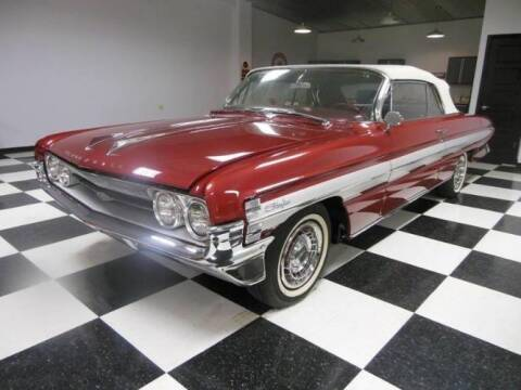1961 Oldsmobile Starfire for sale at Haggle Me Classics in Hobart IN