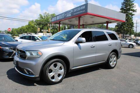 2014 Dodge Durango for sale at Deals N Wheels 306 in Burlington NJ